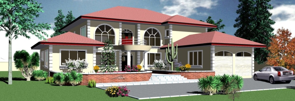 Es g expat solutions ghana real estate real estate for Modern houses in ghana